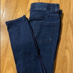 Children's Place Dark Blue Leggings Pants